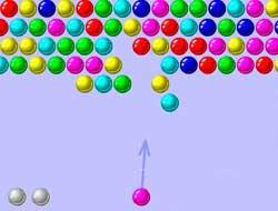 Игра шарики играть о онлайн бубблес