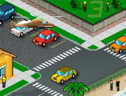 Game Traffic Command 3. Play Free Online.