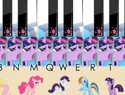 Онлайн играть на пианино на клавиатуре играть