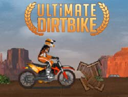 Jeux UltimateDirtBikeUSA. Jouer en ligne gratuit. UltimateDirtBikeUSA