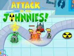 0ad352ee1 Hra Johnny Test: Johnny Friendly . Hrať zadarmo online.