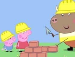 Jogo Peppa Pig: A casa nova. Jogar Free Online.