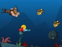 Игры с рыбками играть онлайн о