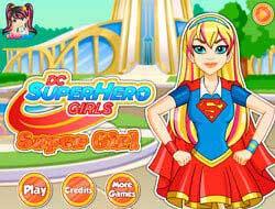 Игры Девушки Супергерои