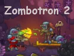 3db5af650d16 Игры онлайн Зомботрон 2: Машина времени бесплатно.