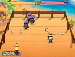 Jeux De Minions En Ligne Jouer Gratuitement Sur Game Game