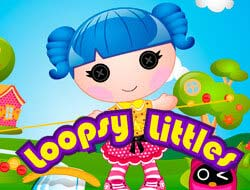 Lalaloopsy Land game for Android: video-review - YouTube