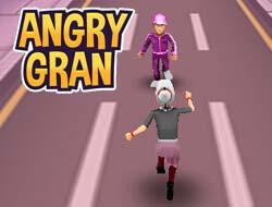 Игры для девочек злая бабушка побег