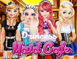 Игры для девочек рапунцель кафе