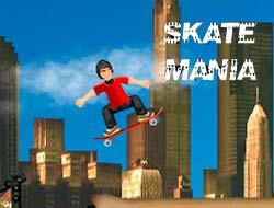 Игры гонки на скейтах