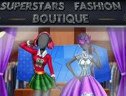 0c43774550eb1e Ігра Модний бутик для супер зірок . Грати безкоштовно онлайн.