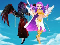 Принцессы Диснея: ангельское очарование