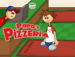 Игра блинная папы онлайн о