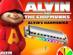 Giochi Alvin And The Chipmunks Musica.