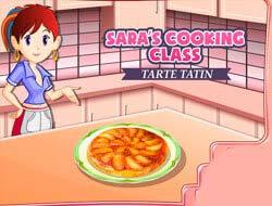 Giochi di cucina con Sara - Game -Game.it