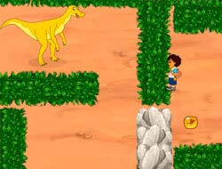 Ігра Дієго  Порятунок динозавра . Грати безкоштовно онлайн. ff77e51ec2ff1