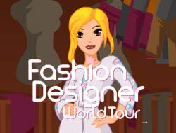 Fashion Designer World Tour - Free online games at Gamesgames 20