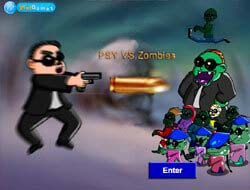 Game Gangnam Style PSY Vs Zombies online  Play for free