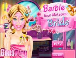 3368e767c6 Játék Barbie Bride Valódi átalakítása. Játssz ingyenes online.