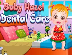baby hazel leg injury games