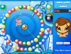 Game Winx Club Zuma. Play Free Online.