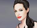 Игра Angelina Jolie Makeup