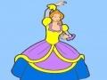 Joc Miranda at the dance coloring