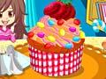 Игра Colorful Cupcake
