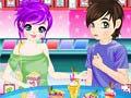 Παιχνίδι Ice Cream Store Dating