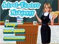 Παιχνίδι School Teacher Makeover
