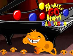 Счастливая обезьянка игра