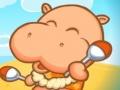 Игра Lazy Hippo