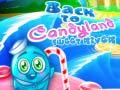 Mäng Back to Candyland Sweet River
