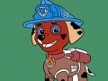 Hry Paw Patrol: Paint the Puppy