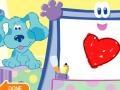 Blue's Clues Doodle Doodle  קחשמ
