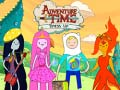 Ігра Adventure Time Dress Up