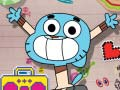 Žaidimas The amazing world of Gumball Manic Canteen