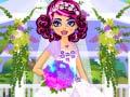 খেলা Monster High Cute Brides