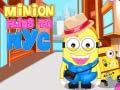 Žaidimas Minion Flies To NYC