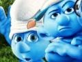 খেলা The Smurfs Characters Coloring