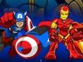 Игра Super Hero Squad: Infinity Racers