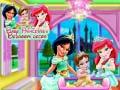 Žaidimas Baby Princesses Bedroom Decor