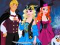 Hra Frozen Halloween