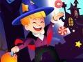 Игра Halloween Grabbers