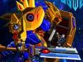 Igra Robot Lion Hero
