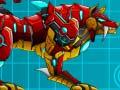 Hra Battle Robot Wolf Age