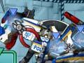 Ігра Repair! Dino Robot T-Rex cops