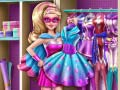Hra Superhero Doll Closet