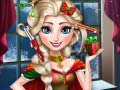 Игра Ice Queen - Christmas Real Haircuts