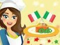 Игра Cooking with Emma: Vegetable Lasagna